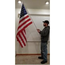 Flag Line Pole