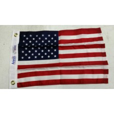 """Printed US Flag 12""""x18"""""""
